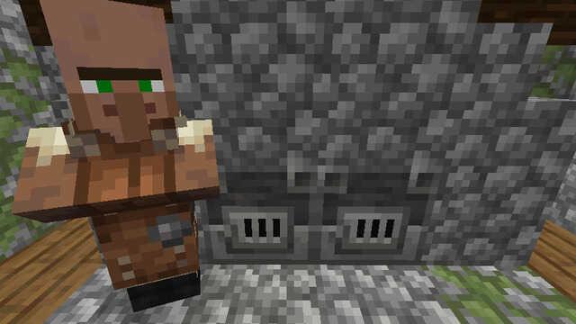 村で溶鉱炉を手に入れる
