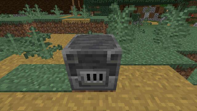 溶鉱炉 マイクラ